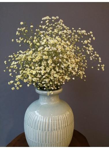 Kuru Çiçek Deposu Kuru Çiçek 1.Kalite Şoklanmış Dökülmeyen Sarı Cipso Demeti Sarı